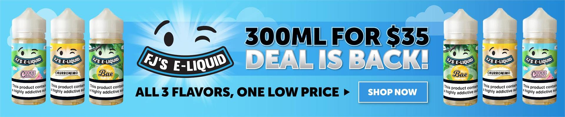 FJ's SUPER DEAL