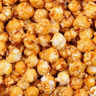 Crackajacks has caramel corn