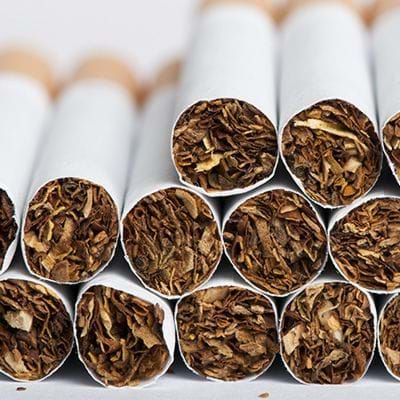 Picture of cigarette
