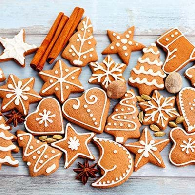 Gingerblood has gingerbread