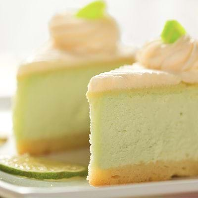 Key Lime Pie has key lime pie