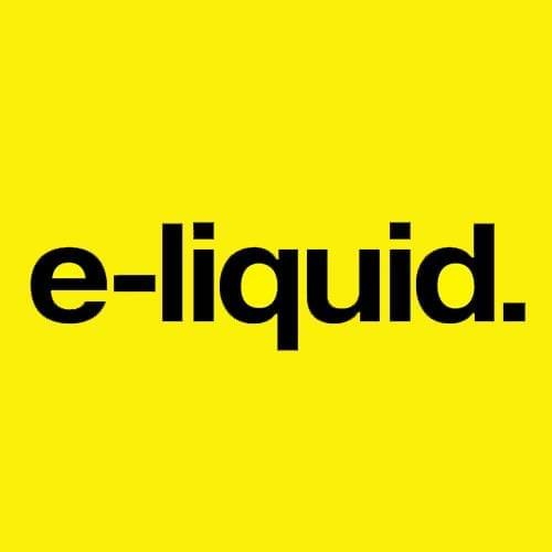 Yellow Label E-Liquid