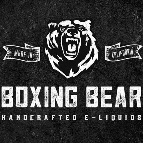Boxing Bear e-Liquids