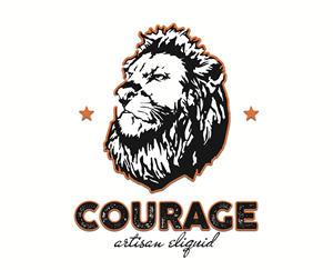 Courage Vape Logo