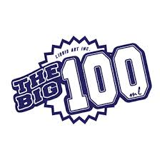 The Big 100 Logo