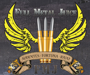 Full Metal Juice Logo