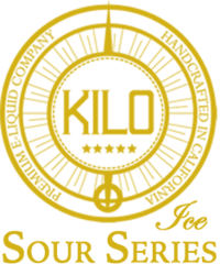 Kilo Sour Series (Previously Bazooka) Logo