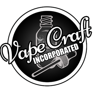 Vape Craft Inc Black Label Premium Logo