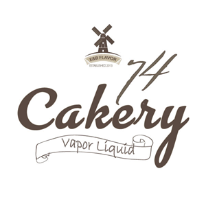 74 Cakery Vape Juice