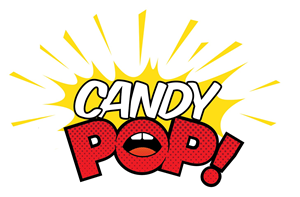 Candy POP! Logo