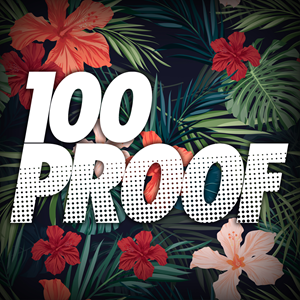 100 Proof Vape Co Logo