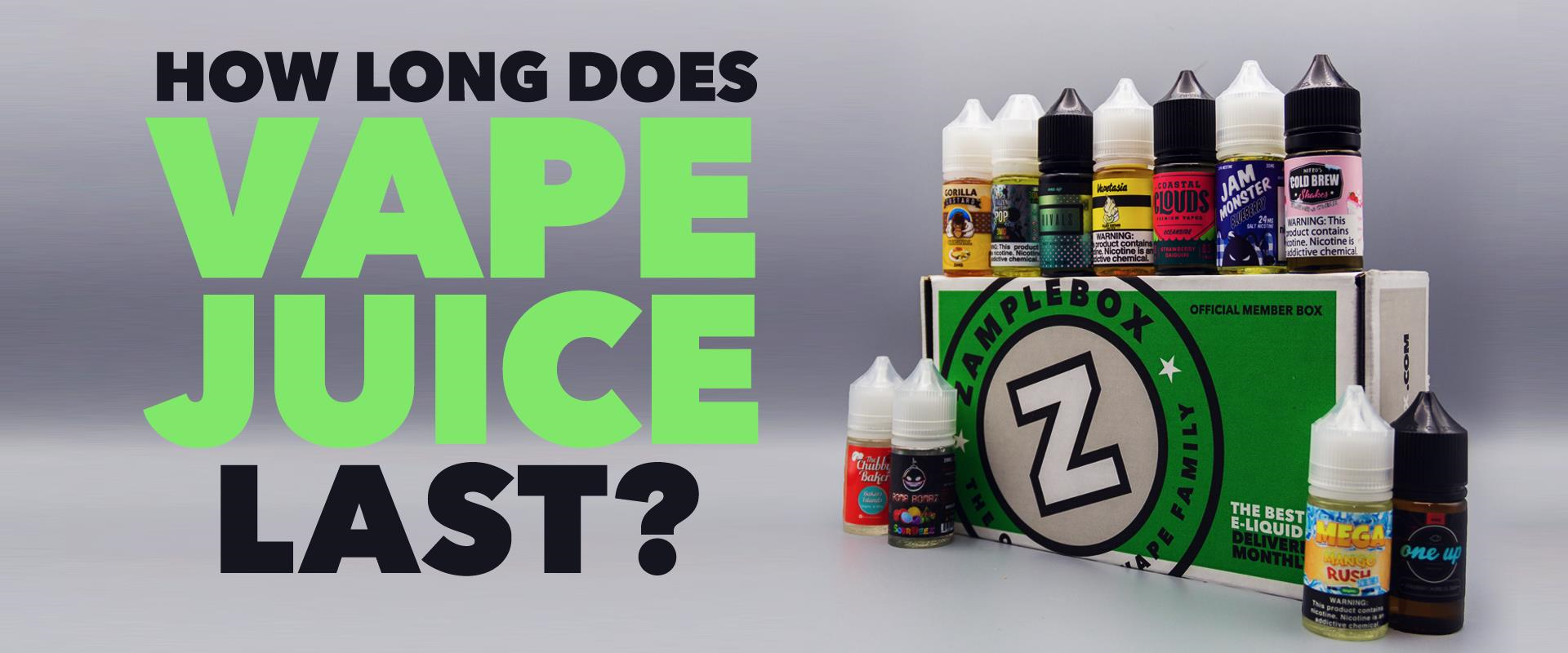 Do E-liquids Have An Expiration Date? An In-Depth Discussion