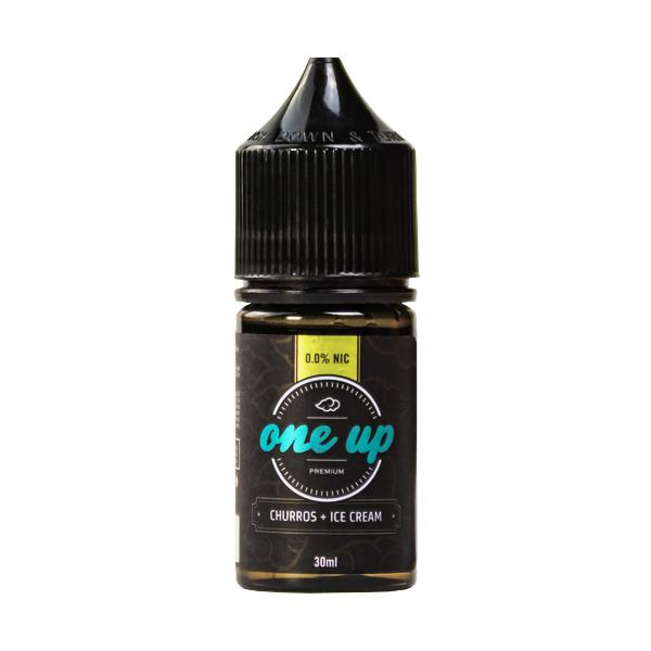 Churros and Ice Cream by Oneup Vapor