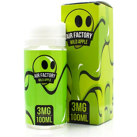 Wild Apple by Air Factory Eliquid