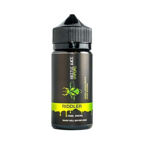 RIDDLER by Beetle Juice Vapors
