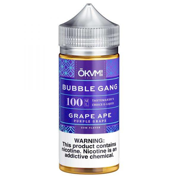 GRAPE APE by BUBBLE GANG