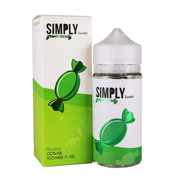 Simply Green Candy Juice
