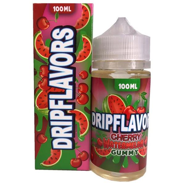 Cherry Watermelon Gummy by Drip Flavors