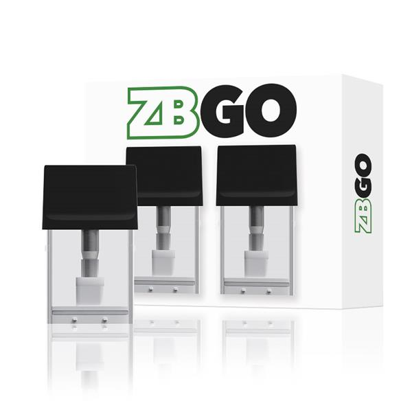 ZB GO Refillable Pods Hardware