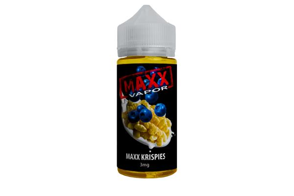 Maxx Krispies Juice