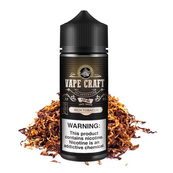 Rich Tobacco Juice