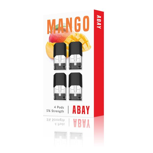 ABAY Mango Pods (4-Pack) by ABAY