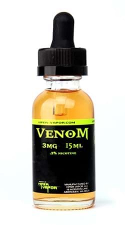 Venom STRAWBERRY LEMONADE E-Juice Flavor