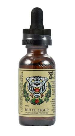 White Tiger E-Juice
