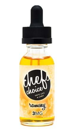 Chef's Choice Ramsey E-Juice Flavor