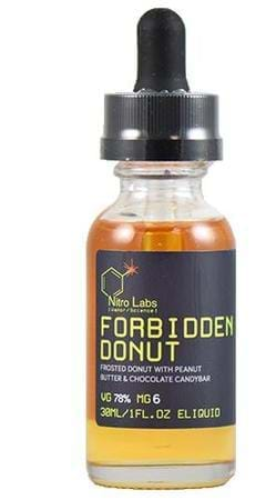 Forbidden Donut by Nitro Labs
