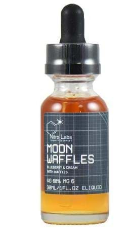 Moon Waffles E-Juice