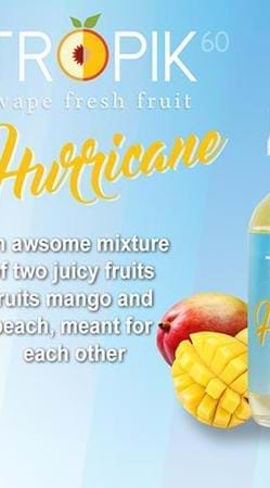 Hurricane E-Juice