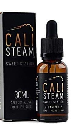 Steam Whip by Sweet Station By Cali Steam