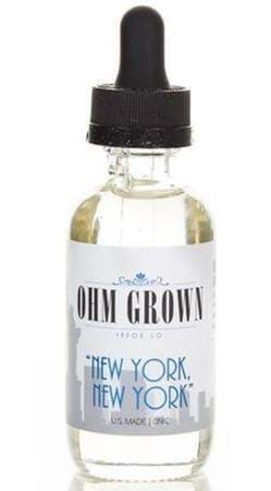 New York New York E-Juice