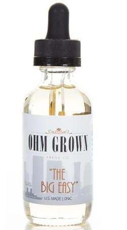 Ohm Grown The Big Easy E-Juice Flavor