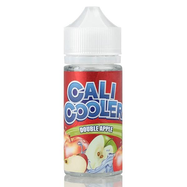 Cooler Double Apple by The Mamasan E-liquid (100mL) Hardware