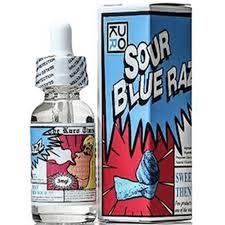 Sour Blue Razz Juice