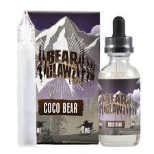 Coco Bear by Bear Clawz E-Juice
