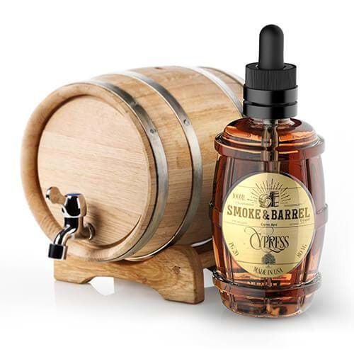 Cypress by Smoke & Barrel E-Liquid