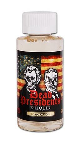 Jackson by Dead Presidents E-Liquid