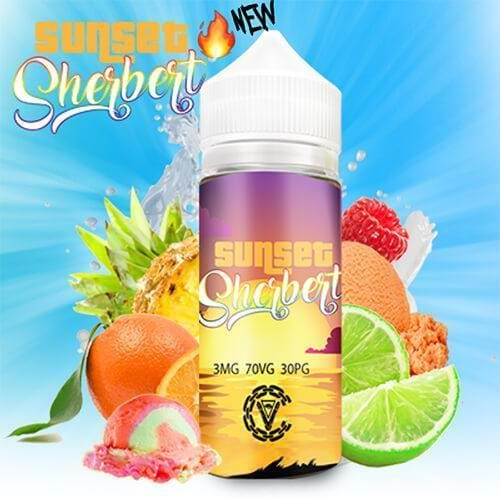 Sunset Sherbert by Chain Vapez eJuice
