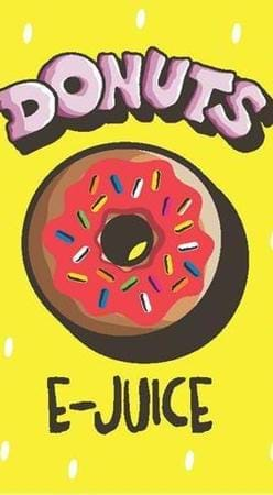 Donuts E-Juice by Donuts E-juice