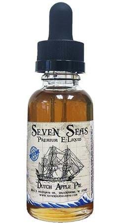 Dutch Apple Pie by Seven Seas Premium E-Liquid