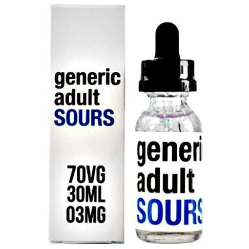 Berry by Generic Adult Sours