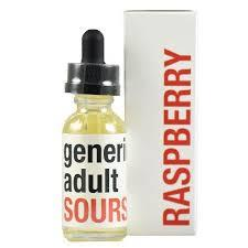 Raspberry by Generic Adult Sours