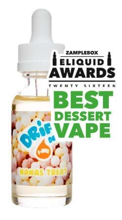 Nanas Treat E-Juice