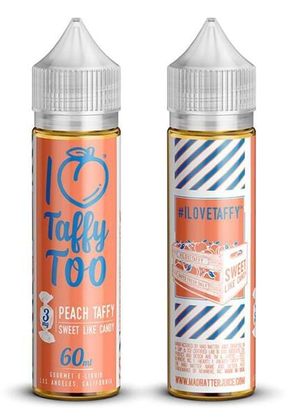 I Love Taffy by Mad Hatter Juice