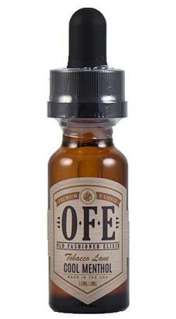 Cool Menthol by Old Fashioned Elixir