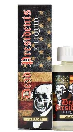Dead Prezidents Adams E-Juice Flavor