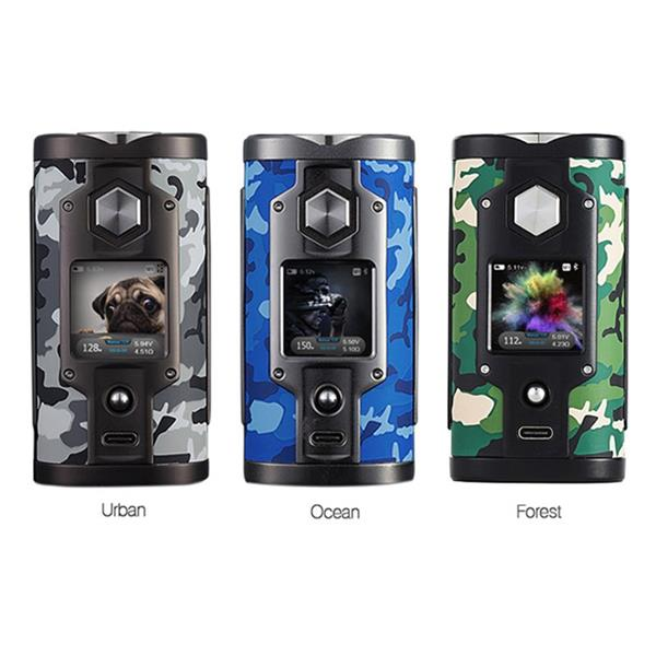 Mini G Class 200W TC Box MOD Hardware